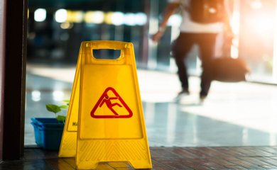 Slip & Fall Accident Attorney