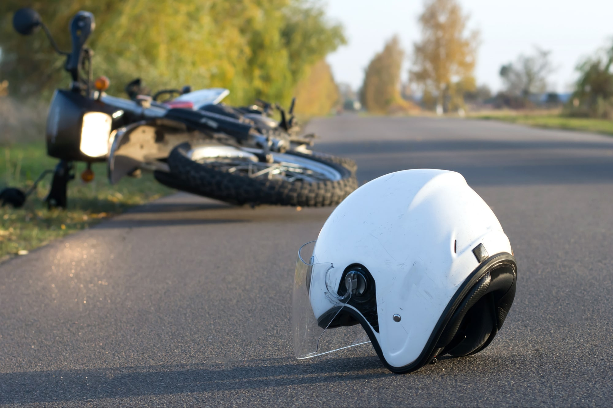 motorcycle accident accidents john deal onalaska