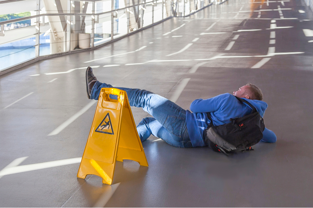 slip and fall personal injury lawyer