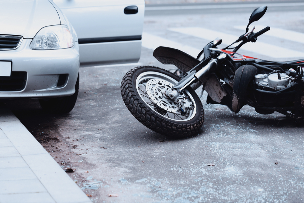 motorcycle accidents in Racine